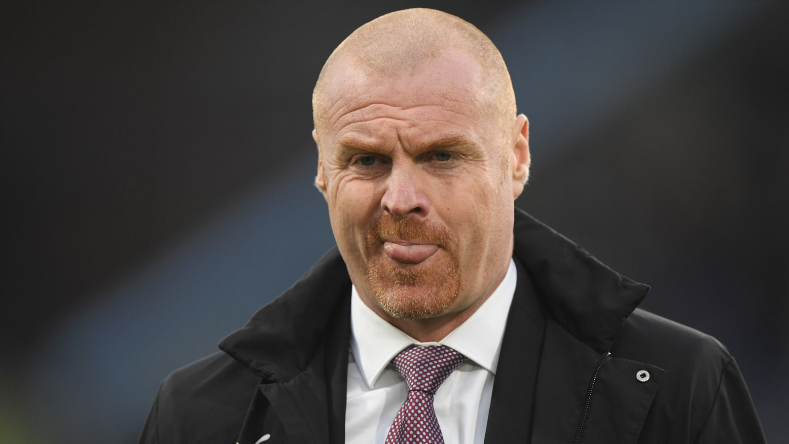 Sean Dyche says Burnley will use experience of fighting to