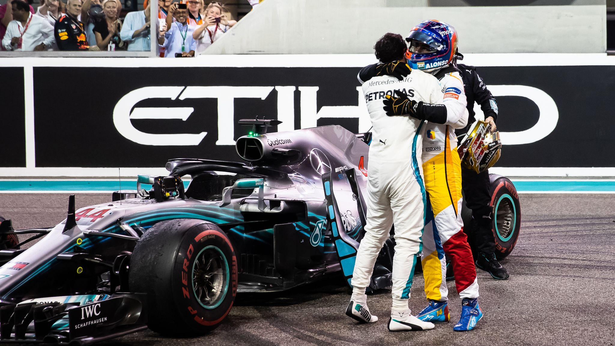 Formula 1 in 2018: The F1 year in 12 pictures