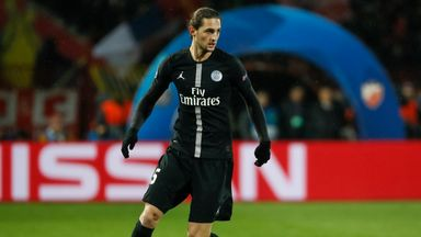 Adrien Rabiot is not expected to sign a new deal at PSG