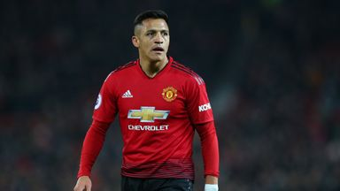 Alexis Sanchez has been tipped with making a return to former side Arsenal