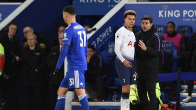 fifa live scores -                               Alli: Barca win would rank among finest