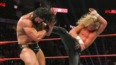 Drew McIntyre suffered a shock defeat to former tag-team partner Dolph Ziggler on last week's Raw