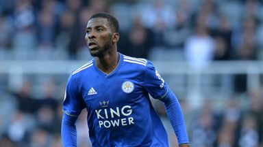 Kelechi Iheanacho has only scored one goal in 15 Premier League appearances this season