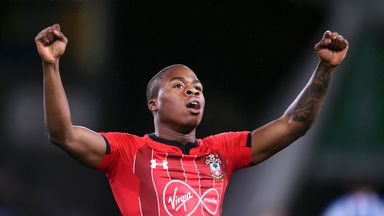 Michael Obafemi has committed his future to Southampton
