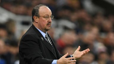 fifa live scores -                               Rafa: We need VAR... now!