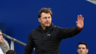 Danny Röhl has been appointed to Ralph Hasenhüttl's (pictured) coaching staff at Southampton