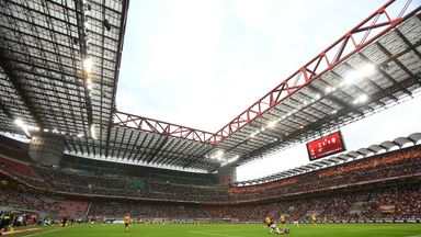 The ban will come into play if Milan fails to break even on soccer-related business in June 2021