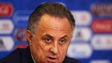 Vitaly Mutko has resigned as RFU president