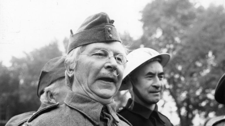 Corporal Jones, played by Clive Dunn, was one of the most memorable characters in Dad's Army