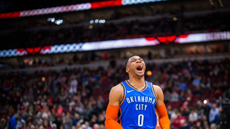 Russell Westbrook revels in another Oklahoma City victory