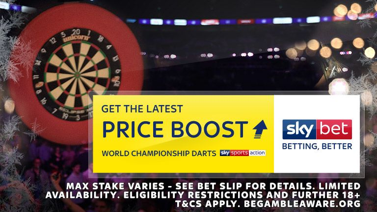 Lastest Darts Price Bosot