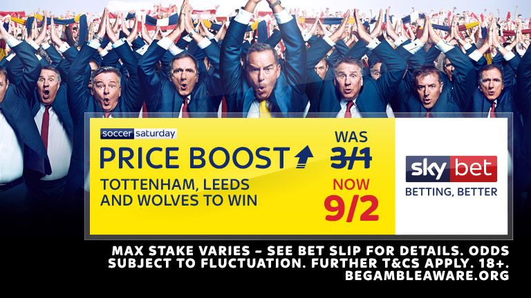 Soccer Saturday Price Boost
