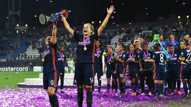 Ballon d'or winner Ada Hegerberg will not feature at the World Cup
