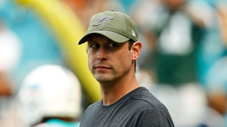 Adam Gase leaves the Dolphins with a 23-25 record after three seasons