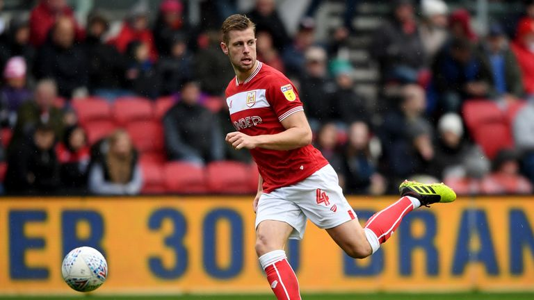 Adam Webster has been solid at the back for Bristol City