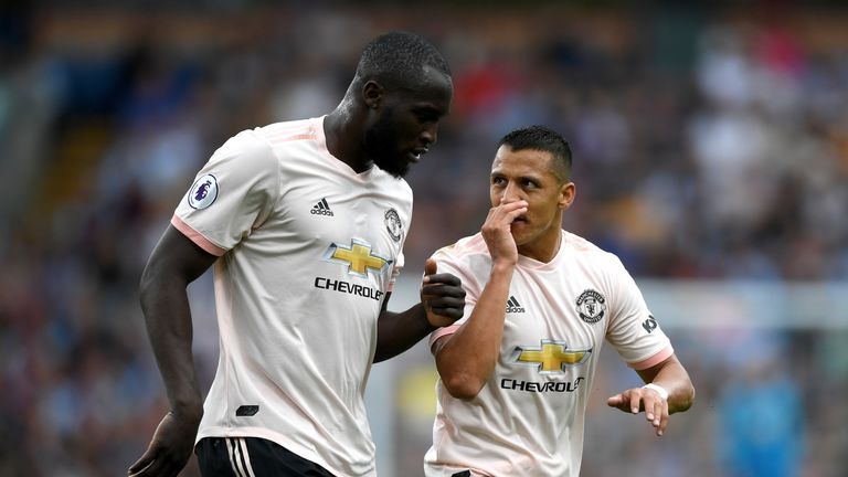 Alexis Sanchez and Romelu Lukaku are nearing a return to full fitness
