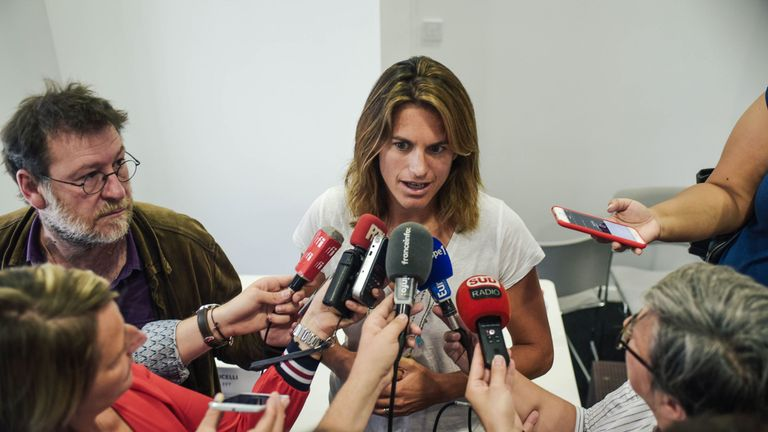 Amelie Mauresmo decides not to become France's new Davis Cup captain, opting instead to work with Lucas Pouille   Tennis News  