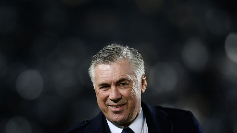 Napoli will attack Liverpool in crunch Champions League tie, says Carlo Ancelotti