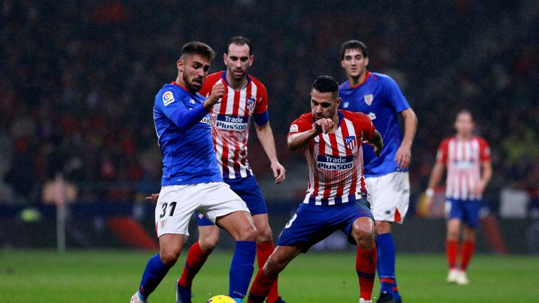 Athletic Bilbao have struggled this season