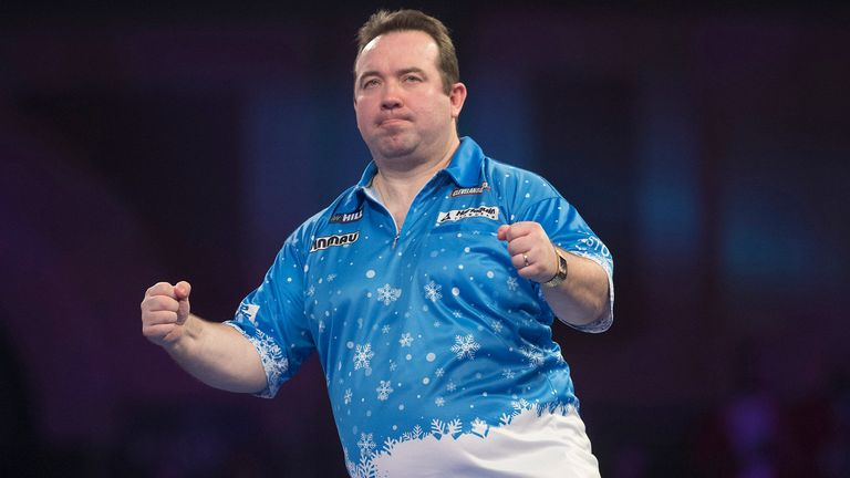 Dolan reached the World Championship quarter-finals for the first time in his career in December