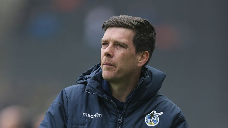 Darrell Clarke's Bristol Rovers side are through