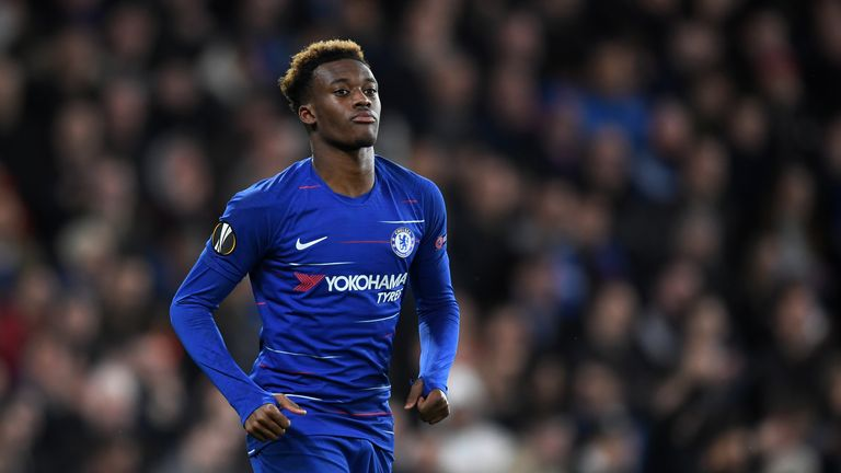 Callum Hudson Odoi wants to move to Bayern Munich, according to Sky sources
