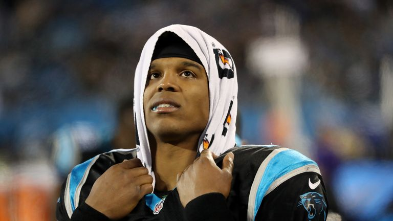 Cam Newton expected to miss rest of season