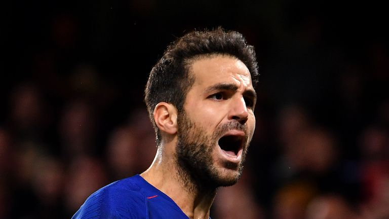 Charlie Nicholas is backing Cesc Fabregas to make an impact on Thursday