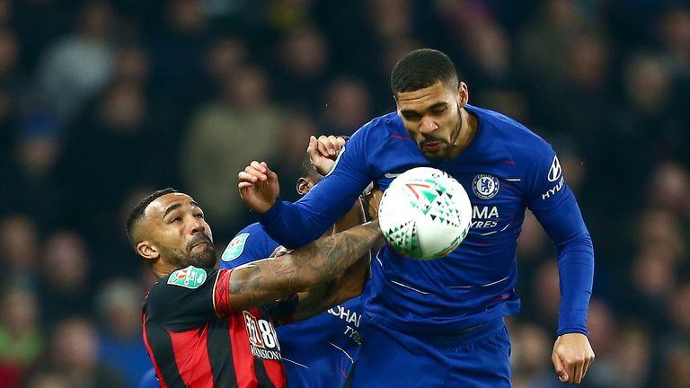 Ruben Loftus-Cheek is a Chelsea player who might take advantage of a transfer ban