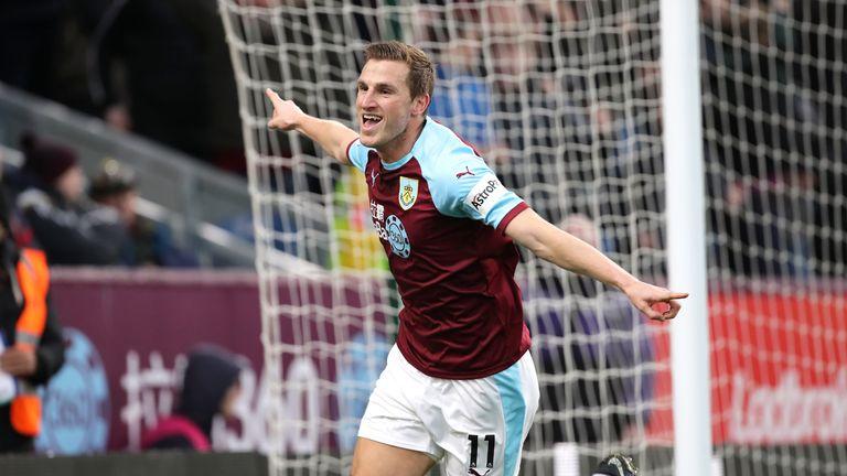 Chris Wood has fond memories of playing against Huddersfield