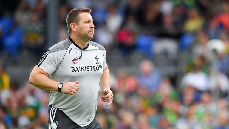 O'Neill is entering his fourth year at the helm of Kildare