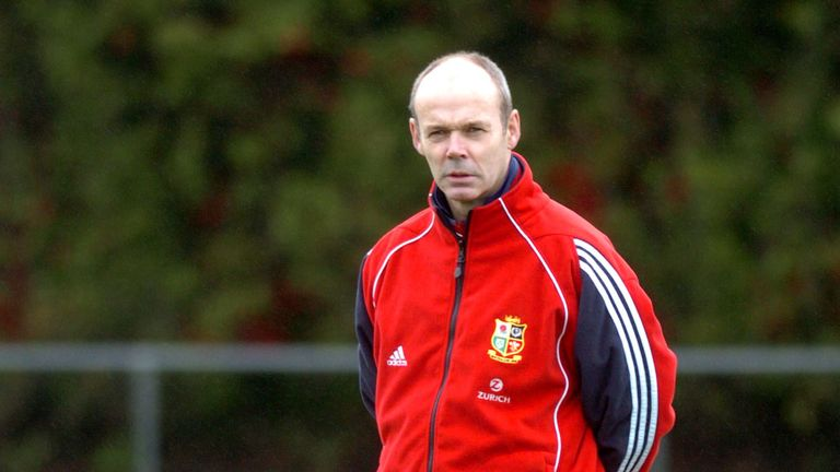 Sir Clive Woodward, 2005 British & Irish Lions head coach and 2003 World Cup-winning coach, has labelled the Lions a 'huge distraction'