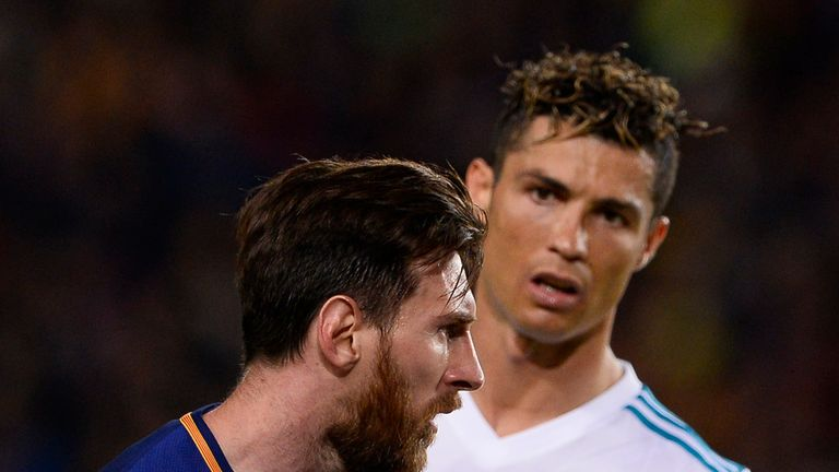 Ronaldo Challenges Messi to Join Serie A Team