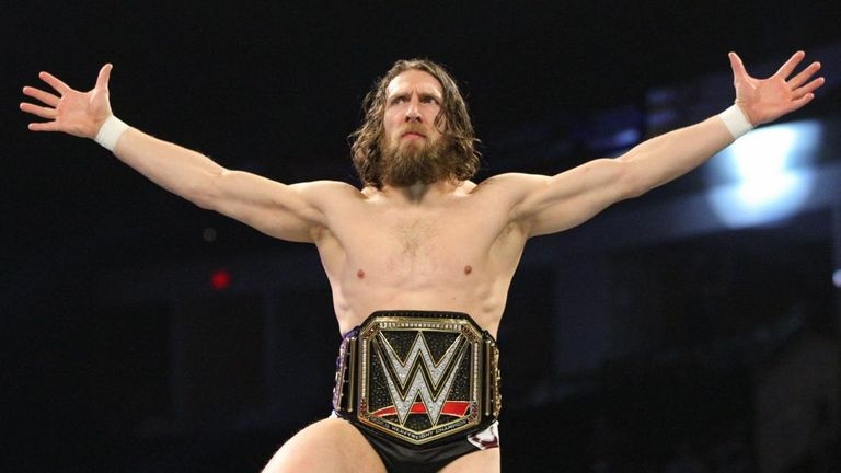 Daniel Bryan has been a stand-out performer for the past decade despite missing three years through a medical 'retirement'