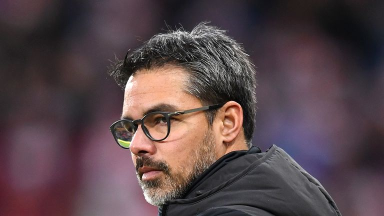 David Wagner's Huddersfield face Bristol City in the FA Cup