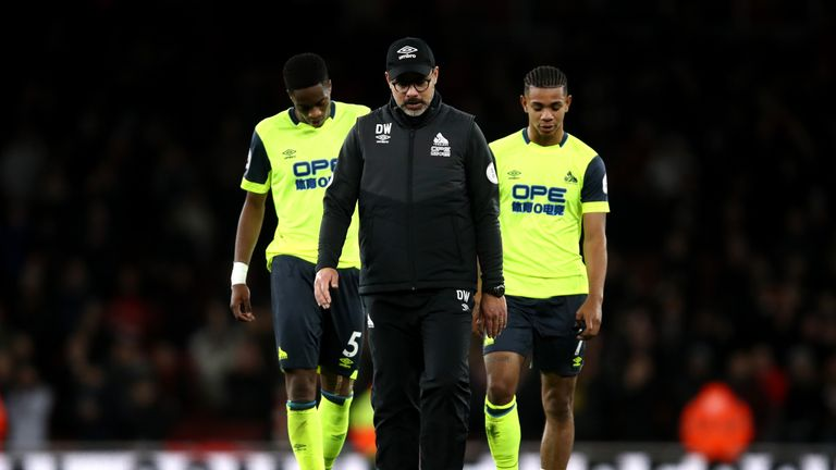 David Wagner has left Huddersfield but made memories to 'last a lifetime'