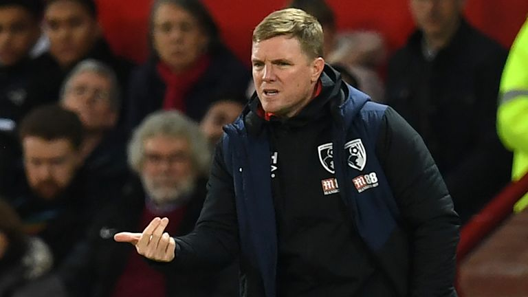 Eddie Howe has been tracking Mepham for some time