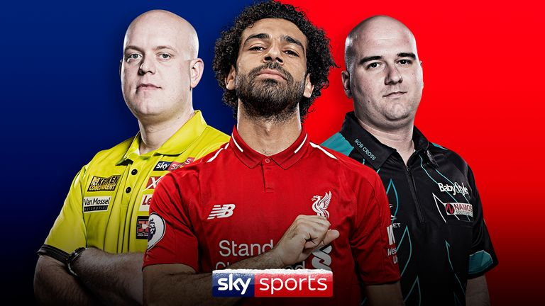 Festive Football and Darts live on Sky Sports