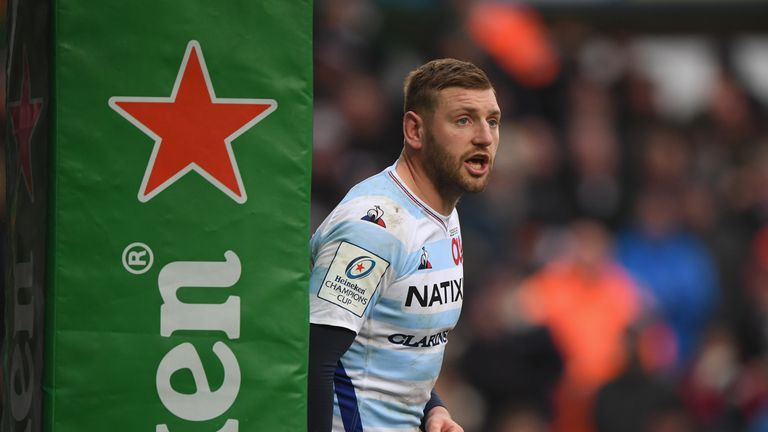 Finn Russell's decision-making has never been more assured, says Stuart Barnes