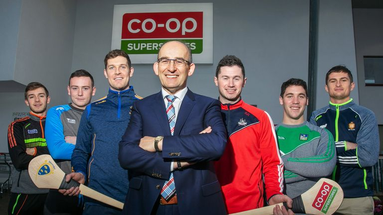 The 2019 Co-Op Superstores Munster Senior Hurling League was launched on Wednesday