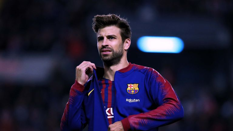 Gerard Pique is to become president of FC Andorra