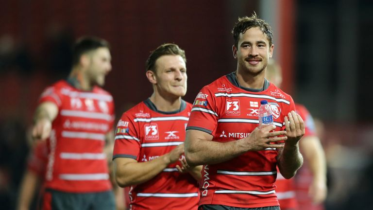 Gloucester fly-half Danny Cipriani says he has to accept his situation with England