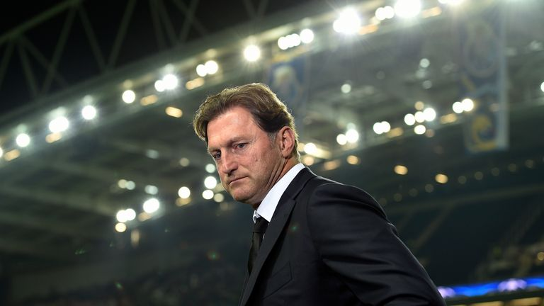 Ralph Hasenhuttl has been appointed Southampton boss