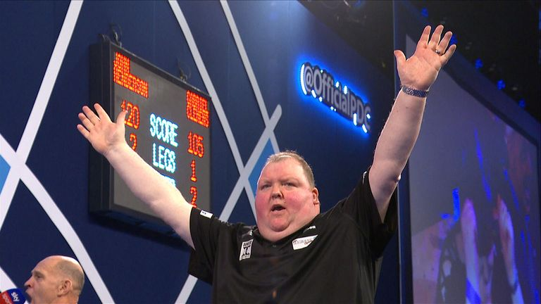 John Henderson will be rocking Aberdeen when he tackles MVG