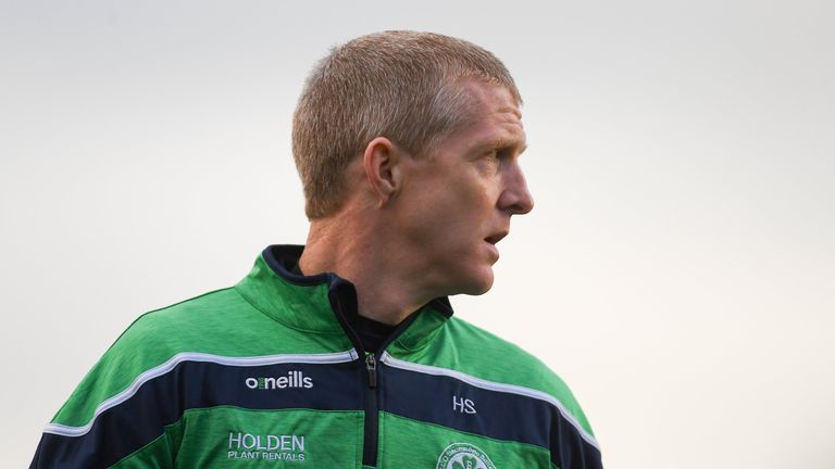 Shefflin has had a remarkable start to his managerial career