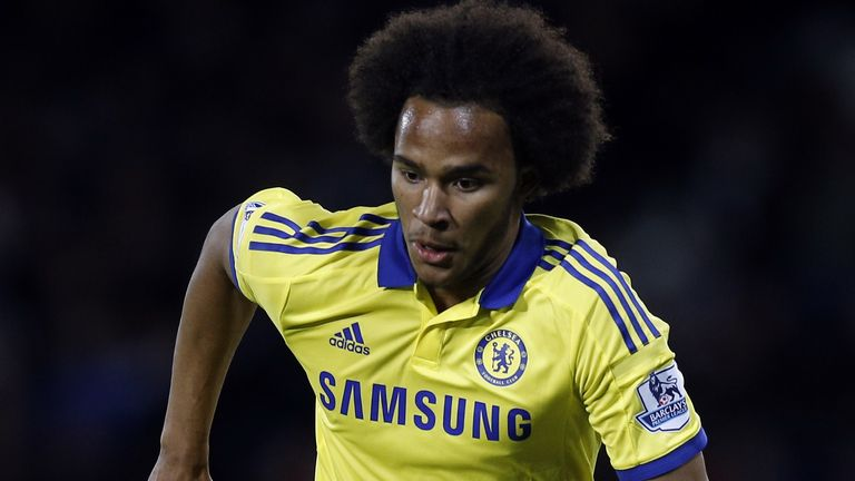 Izzy Brown debuted for West Brom before moving to Chelsea