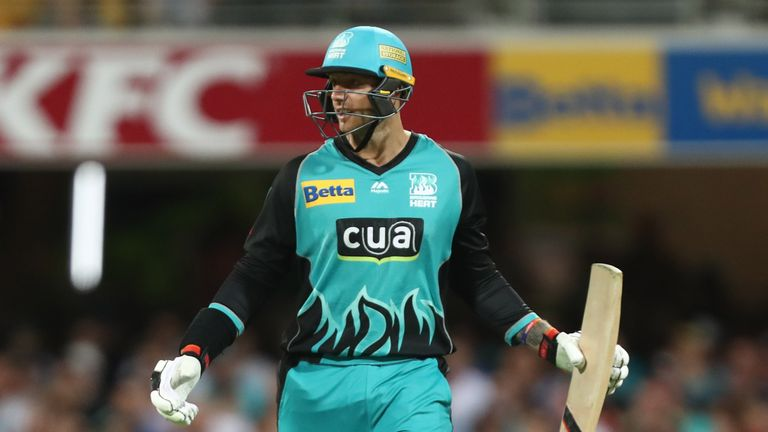 Big Bash League: Third Umpire gives James Pattinson out; opponents withdraw appeal