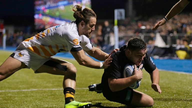 Saracens racked up another win this weekend, dispatching Wasps at home