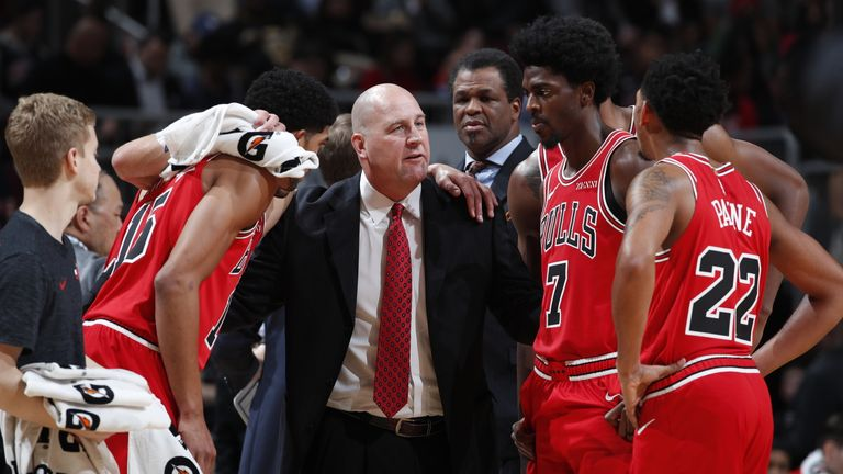 There have been talks of turmoil at the Chicago Bulls under new coach Jim Boylen