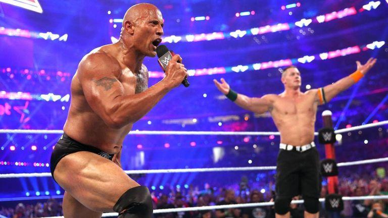 John Cena and The Rock have trod very similar career paths